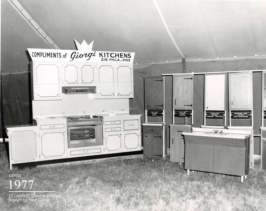 Vintage Kitchens by Giorgi Kitchens & Designs