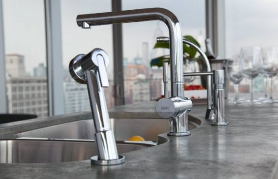 Franke has many different faucets and appliances to choose from in many different shapes and colors