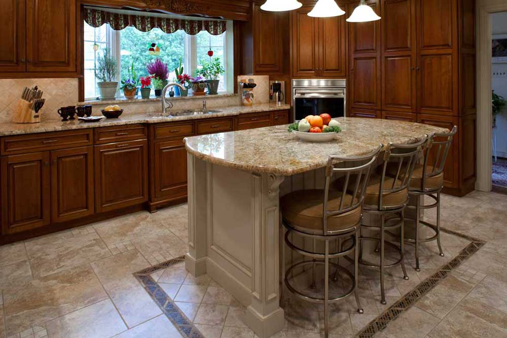 Kitchen Tile Flooring In Wilmington Delaware