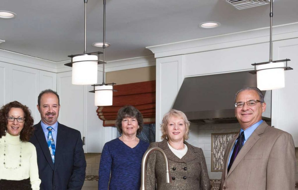The Giorgi kitchens and designs team in wilmington delaware
